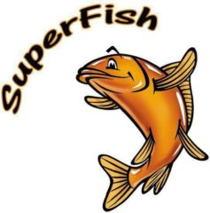 Superfish UV PL 18 watt vervangingslamp