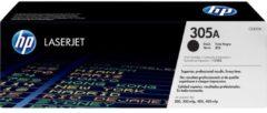 HP Inc HP 305A - Schwarz - Original - LaserJet - Tonerpatrone (CE410A) CE410A
