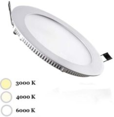 Witte Aigostar LED slim Downlight 18W 6000K