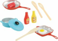 Luna Keukenset Cookware Junior 11-delig