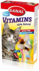 Sanal vitamines voor katten - 100 tabletten