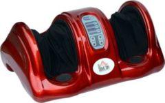 HOMCOM Fußmassagegerät mit Fernbedienung Reflexzonenmassage Fußmassage Massagegerät
