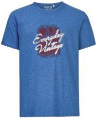 Blauwe Killtec Shirts Heren T-shirt Maat XXL