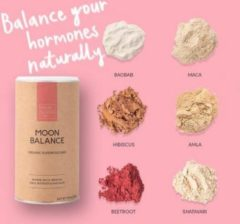 Your Super - MOON BALANCE Organic Superfood Mix - Plantaardig - Hormonen in balans