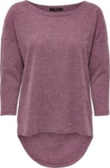 Roze ONLY ONLALBA 34 TOP JRS NOOS Dry Rose Vrouwen - Maat S