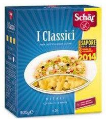 Schar I Classici Ditali senza glutine 500g