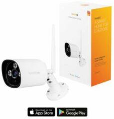 Hombli Slimme Beveiligingscamera voor buiten – Wit