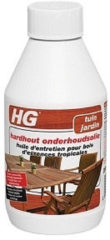 Hg Hardhout Onderhoudsolie (250ml)