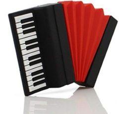 Rode Onderwijsgadgets Accordeon - USB-stick - 16 GB