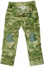 Groene 101inc Army Heren Outdoorbroek Maat L