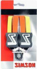 Simson Snelbinder Kort oranje-geel