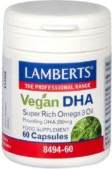 Lamberts Vegan DHA 250 mg 60 Capsules