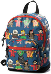 Pick & Pack Cute Peace Backpack S blue multi Kindertas