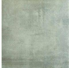Vloertegel STN Ceramica Compakt 60x60cm Licht Grijs