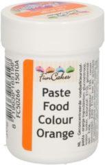 FunCakes Eetbare Kleurstof Pasta Oranje 30g