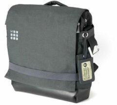 Grijze Moleskine Mycloud Backpack, Payne's Grey, (13.5 X 15.75 X 6)