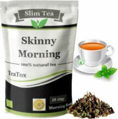 Slim teatox skinny morning 28 daagse ochtend afslankthee