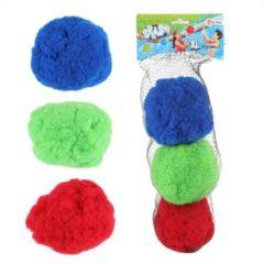 Toitoys Toi-toys Splashballen Xl 15 Cm Junior Blauw/groen/rood 3 Stuks