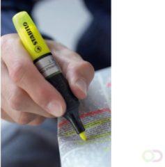 STABILO Tekstmarker Luminator XT 2 - 5 mm, geel (pak 5 stuks)