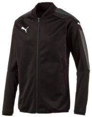 Trainingsjacke Ascension Stadium Jacket in sportlichem Design 654923-05 Puma Puma Black-Puma Black