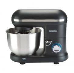Bourgini Classic Kitchen Chef Zwart - Keukenmachine - keukenmixer