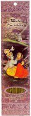 Prabhuji's Gifts Wierooksticks handgerold, 'Bala Krishna' met saffraan en frankincense