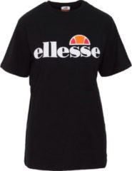 Zwarte Ellesse Albany T-Shirt Albany T-Shirt Dames T-shirt Maat M