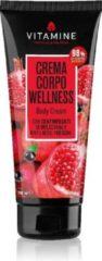 Vitamine Wellness bodylotion granaatappel en zwarte bes 200 ml