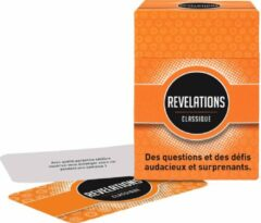 Open Up! Révélations Classique (Franstalige versie van Openhartig Classic)