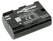 Ansmann Energy Ansmann A-Can LP-E6 - Batterie 1000 mAh - für Blackmagic Micro Studio Camera 4K 1400-0000