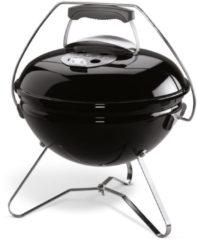 Zwarte Weber Smokey Joe Premium houtskoolbarbecue - ø 37 cm - zwart
