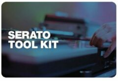 Serato DJ Tool Kit software plug-in kraskaart