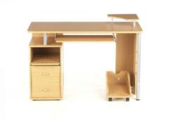 Hjh OFFICE Varial Profi | 78x50 - Schreibtisch
