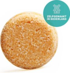Shampoo Bars Shampoo Bar Sinaasappel | Zelfgemaakt in Nederland | Anti-roos | Normaal tot vet haar | Vrij van SLS en SLES | Shampoobars.nl