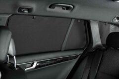 Zwarte Car Shades Carshades Renault Kangoo 2002-2008 (achterdeuren) autozonwering