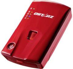 Rode Qstarz BL-1000ST BLE Draadloze GNSS GPS Ontvanger Reis Recorder