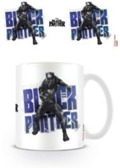 Witte Marvel BLACK PANTHER - Mug - 315 ml - Claw