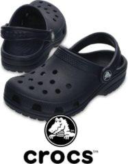 Crocs Classic slippers Slippers - Maat 33/34 - Unisex - blauw