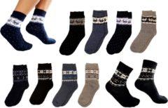 Naft sokken Naft Warme Dames Thermosokken - 8 paar - Maat 39-42