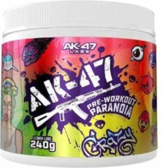 AK-47 Labs AK-47 Pre-Workout 120servings Lemon Lime
