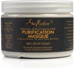 Shea Moisture African Black Soap Purification Masque 355 ml
