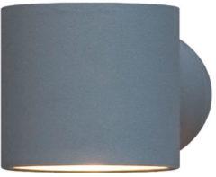 Konstsmide Modena 7342-300 Buitenlamp (wand) Energielabel: C (A++ - E) Halogeen G9 25 W Grijs