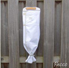 Pacco Piccolo Inbakerdoek Summer - 4-7 kg - Wit