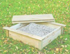 Tuindeco Houten Zandbak Vierkant 100 cm