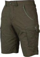 Groene Fox Collection Combat - Shorts - Green/Silver - Maat XXXL