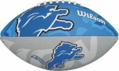 Blauwe Wilson F1534XB NFL Team Logo American Football Lions
