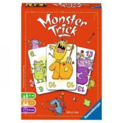 Ravensburger Monster Trick - Kaartspel