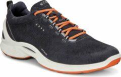 Ecco biom fjuel heren sneakers blauw maat
