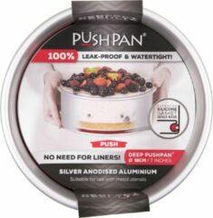Wham PushPan Springvorm - Aluminium - Rond - Diep - 18 cm