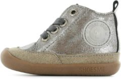 Zilveren Shoesme grijsmetallic Extreme Flex eerste loopschoen (BF8W001-F)....
